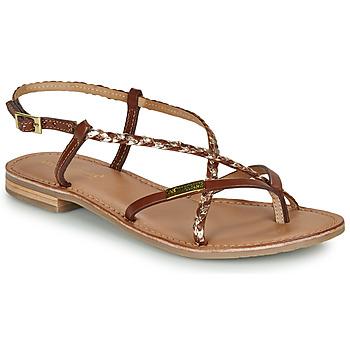 Schuhe Damen Sandalen / Sandaletten Les Tropéziennes par M Belarbi MONATRES Goldfarben