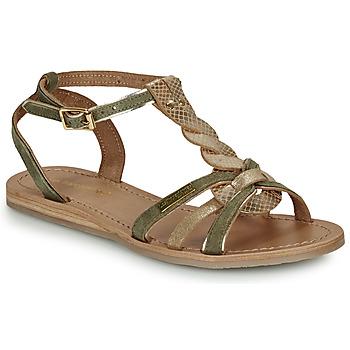 Schuhe Damen Sandalen / Sandaletten Les Tropéziennes par M Belarbi HAMUC Kaki