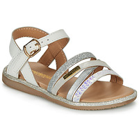 Schuhe Mädchen Sandalen / Sandaletten Les Tropéziennes par M Belarbi INAYA Weiss