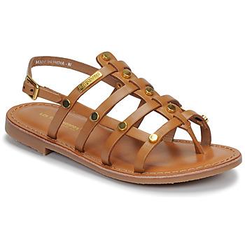 Schuhe Mädchen Sandalen / Sandaletten Les Tropéziennes par M Belarbi HAKEA Honig