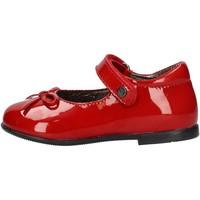 Schuhe Mädchen Sneaker Naturino - Ballerina rosso BALLET ROSSO