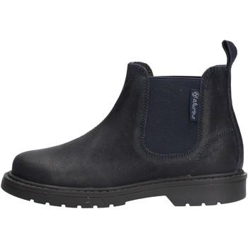 Schuhe Jungen Boots Naturino - Beatles blu PICCADILLY BLU