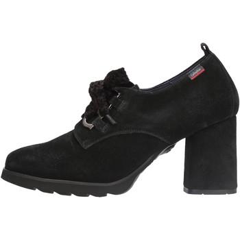 Schuhe Damen Derby-Schuhe CallagHan - Derby nero 25700 NERO