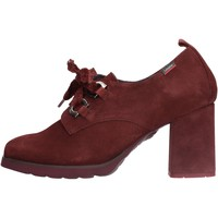 Schuhe Damen Derby-Schuhe CallagHan - Derby bordeaux 25700 BORDEAUX
