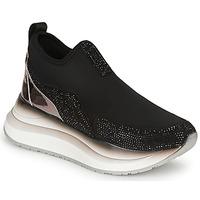 Schuhe Damen Sneaker Low Café Noir MATELO Schwarz