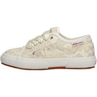 Schuhe Mädchen Sneaker Low Superga - Sneaker beige S00FM10 2750 936 BEIGE