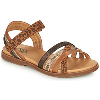Schuhe Mädchen Sandalen / Sandaletten Bullboxer ELYSA Braun