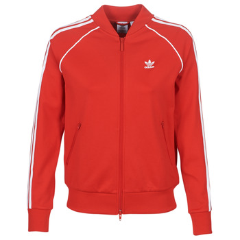 Kleidung Damen Trainingsjacken adidas Originals SS TT Rot