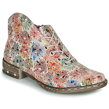 Schuhe Damen Boots Rieker LOKTOS Multicolor