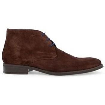 Schuhe Herren Boots Fluchos 24 Hrs mod.8657 Braun