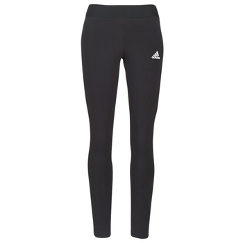Kleidung Damen Leggings adidas Performance MH 3S Tights Schwarz