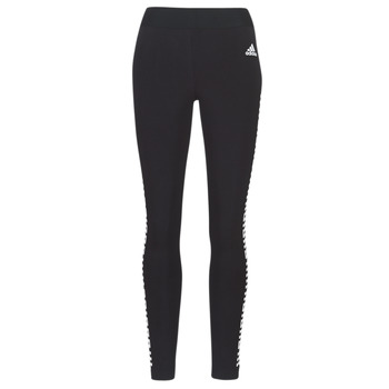 Kleidung Damen Leggings adidas Performance MHE GR TIGHTS Schwarz