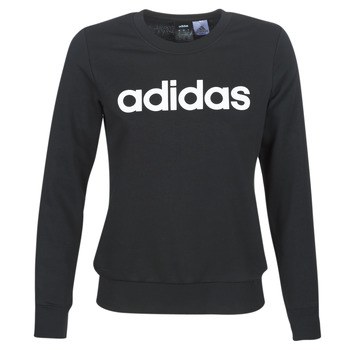 Kleidung Damen Sweatshirts adidas Performance E LIN SWEAT Schwarz