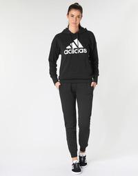 Kleidung Damen Jogginghosen adidas Performance E LIN PANT Schwarz