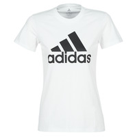 Kleidung Damen T-Shirts adidas Performance BOS CO TEE Weiss