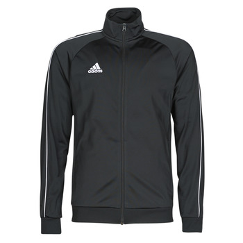 Kleidung Herren Trainingsjacken adidas Performance CORE18 PES JKT Schwarz