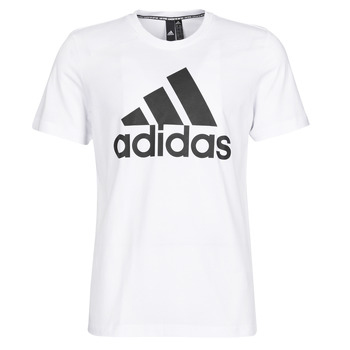 Kleidung Herren T-Shirts adidas Performance MH BOS Tee Weiss