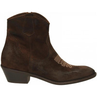 Schuhe Damen Low Boots Champ De Fleurs CROSTA espresso