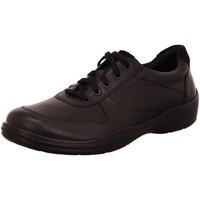 Schuhe Herren Sneaker Low Jomos Schnuerschuhe 418414-106-000 schwarz