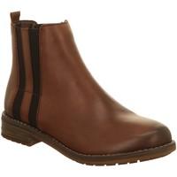 Schuhe Damen Low Boots Remonte Dorndorf Stiefeletten R5074-25 braun