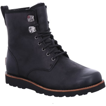 Schuhe Herren Boots UGG Hannen 1008139 black schwarz