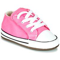 Schuhe Mädchen Sneaker High Converse CHUCK TAYLOR FIRST STAR CANVAS HI Rose