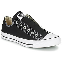Schuhe Damen Slip on Converse CHUCK TAYLOR ALL STAR SLIP CORE BASICS Schwarz