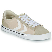 Schuhe Sneaker Low Hummel NILE CANVAS LOW Beige