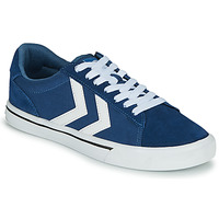 Schuhe Sneaker Low Hummel NILE CANVAS LOW Blau