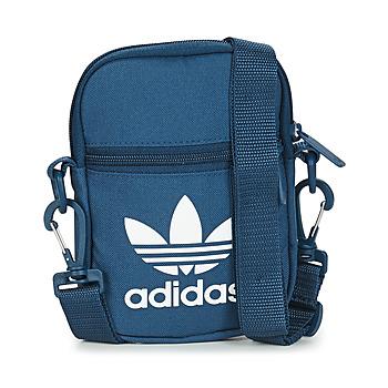 Taschen Geldtasche / Handtasche adidas Originals FEST BAG TREF Blau / Marine