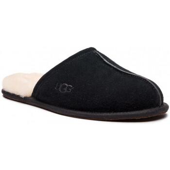 Schuhe Herren Hausschuhe UGG SCUFF Noir