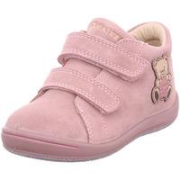 Schuhe Mädchen Boots Imac - 163657 rot