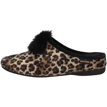 Schuhe Damen Hausschuhe Valleverde 22143 Multicolor