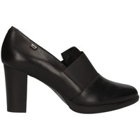 Schuhe Damen Pumps Valleverde V15014 BLACK