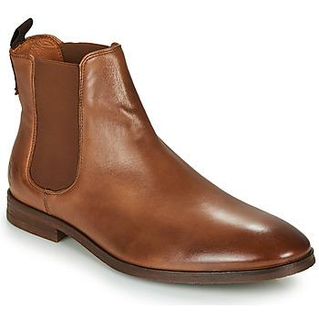 Schuhe Herren Boots Kost CONNOR 40 Camel