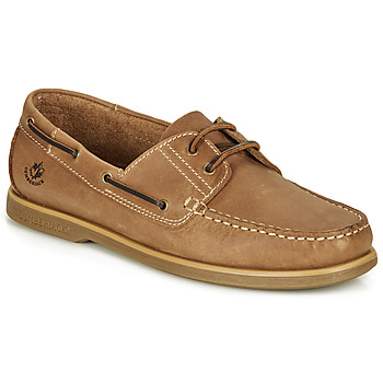 Schuhe Herren Bootsschuhe Lumberjack NAVIGATOR Braun