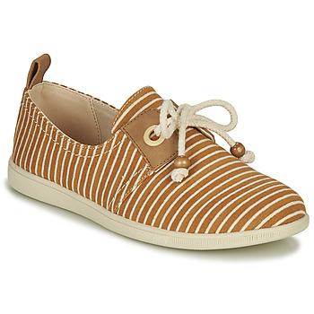 Schuhe Damen Sneaker Low Armistice STONE ONE Braun