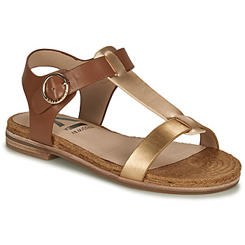 Schuhe Damen Sandalen / Sandaletten Armistice RIO SUNSET Braun / Gold