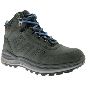 Schuhe Damen Boots Allrounder by Mephisto MEPHSATIKAper grigio