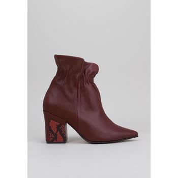 Schuhe Damen Low Boots Rt By Roberto Torretta SANDRA Rot