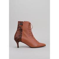 Schuhe Damen Low Boots Rt By Roberto Torretta CHLOE Beige