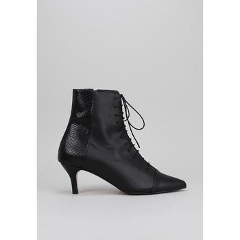 Schuhe Damen Low Boots Rt By Roberto Torretta CHLOE Schwarz