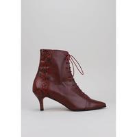 Schuhe Damen Low Boots Rt By Roberto Torretta CHLOE Rot