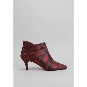 Schuhe Damen Ankle Boots Rt By Roberto Torretta BELEN Rot