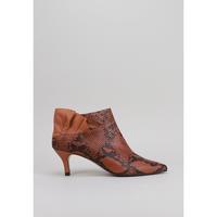 Schuhe Damen Ankle Boots Rt By Roberto Torretta BELEN Braun