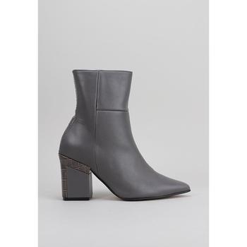 Schuhe Damen Low Boots Rt By Roberto Torretta OLIVIA Grau