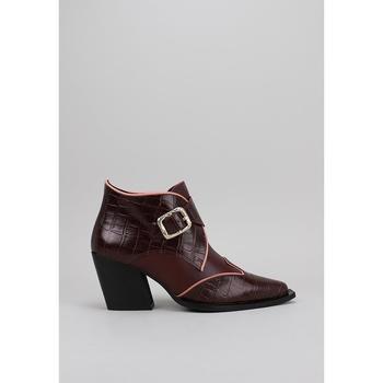 Schuhe Damen Low Boots Rt By Roberto Torretta MICAELA Rot