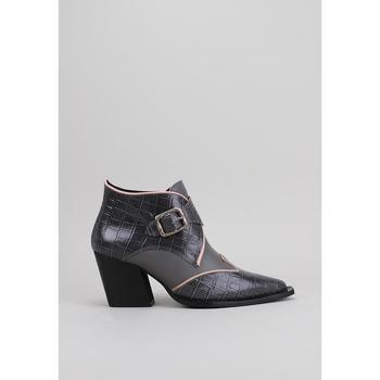Schuhe Damen Low Boots Rt By Roberto Torretta MICAELA Grau