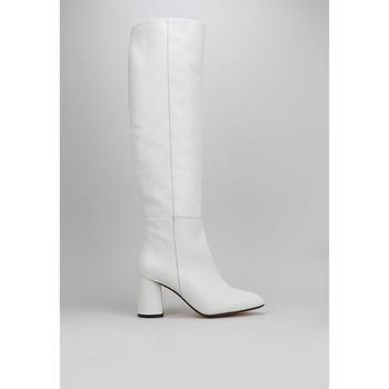 Schuhe Damen Klassische Stiefel Roberto Torretta  Weiss