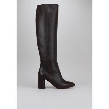 Schuhe Damen Klassische Stiefel Roberto Torretta  Braun